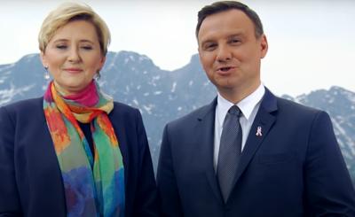 Pierwsza Dama Agata Duda założyła konto w serwisie Instagram, czy ma to związek z tym, że zbliżają się wybory i prezydent Andrzej Duda potrzebuje wsparcia?