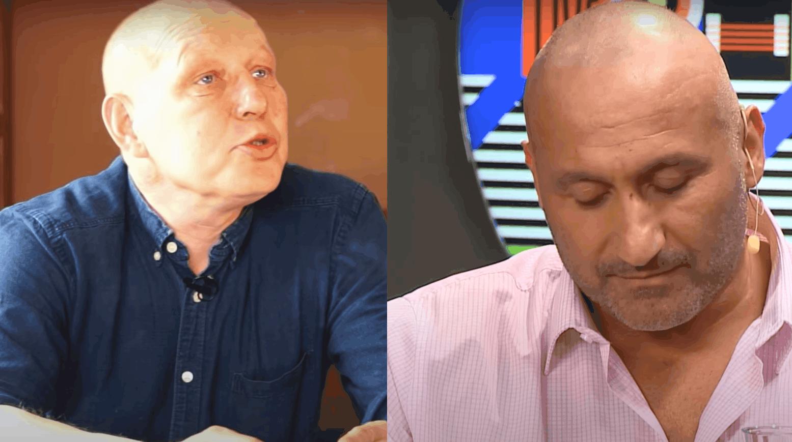 Marcin Najman (zawodnik FAME MMA) i Krzysztof Jackowski - znany jasnowidz z Człuchowa odbyli wspólną rozmowę na portalu YouTube