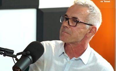 """Robert Jankowski to były gwiazdor TVP i prezenter programu """"Jaka to melodia"""", który w ostatnim wywiadzie skrytykował rząd PiS oraz swoich kolegów"""