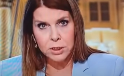 Podczas programu nadawanego na żywo w telewizji TVN, prowadząca nie wytrzymała i postanowiła przerwać połączenie po wypowiedzi która jej się nie spodobała.