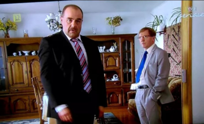 """Czy to koniec serialu """"Ranczo"""" w TVP i filmu """"Ranczo zemsta Wiedźm"""", którego premiera miała się odbyć jeszcze w tym roku?"""