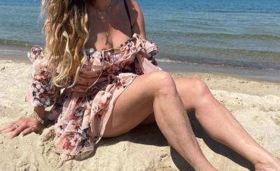 Gwiazda programy stacji telewizyjnej TTV pod tytułem Googlebox, Agnieszka Kotońska pokazała się na Instagramie w bikini, widok was porazi.