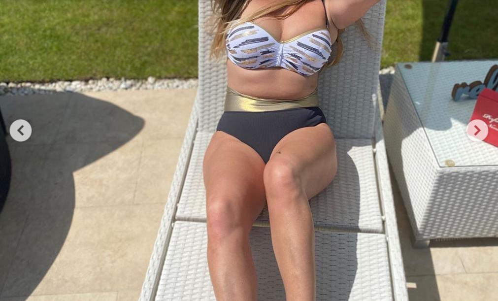 Metamorfoza jaką w ostatnim czasie przeszłą gwiazda programu TTV pod tytułem Googlebox, Agnieszka Kotońska robi wrażenie, dieta przyniosła efekt.