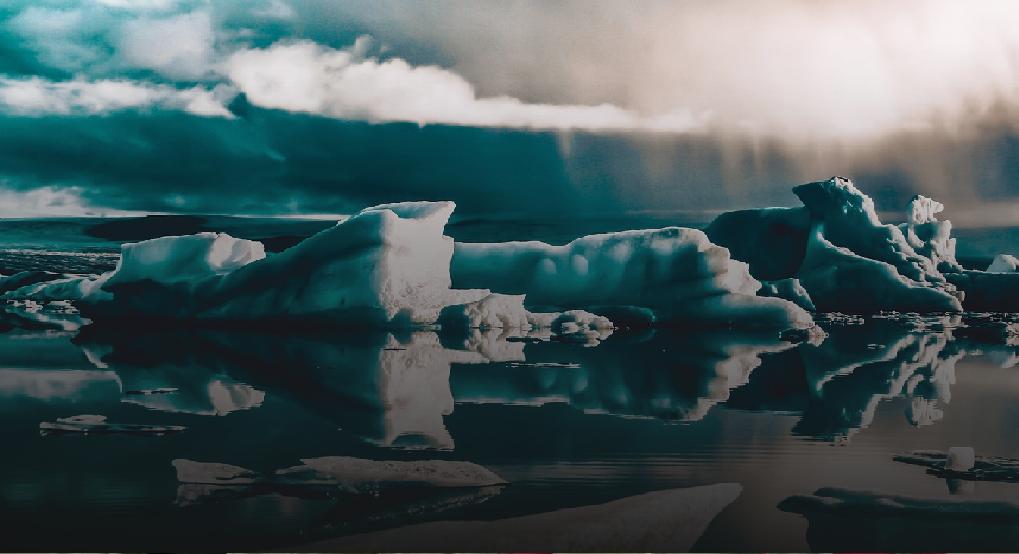 Grozi nam olbrzymia katastrofa naturalna w Arktyce, Rosjanie obwiniają ocieplenie klimatu, wieczna zmarzlina topnieje, a to stwarza zagrożenie dla świata.