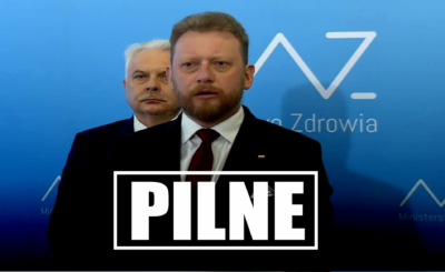 Ministerstwo Zdrowia wystosowało niespodziewany komunikat dający bardzo wiele nadziei na to, że pandemia w Polsce w końcu zdaje się być opanowana.