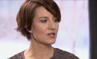 """Aktorka Maja Ostaszewska atakuje prezydenta i zarazem kandydata PiS, czy Andrzej Duda za sprawą nowej obietnicy wyborczej, którą jest """"Karta Rodziny"""" ..."""