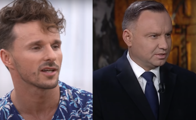 Wybory prezydenckie zbliżają się wielkimi krokami, Andrzej Duda wypowiedział się ostatnio na temat osób LGBT, Qczaj postanowił mu odpowiedzieć.