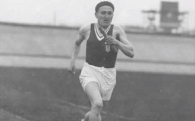 II wojna światowa: Kusociński zdobył złoty medal olimpijski w Los Angeles, w czasie wojny, zatrzymany przez gestapo, śmierć Kusocińskiego to tragedia.