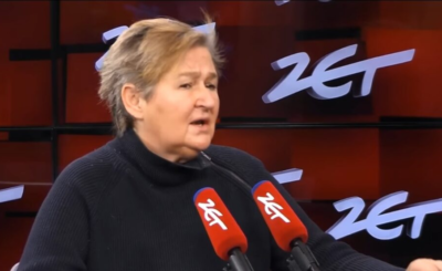 Prof. Magdalena Środa była gościem w audycji radia TOK FM, gdzie wypowiedziała się między innymi na temat wyborców PiS oraz sytuacji wokół LGBT