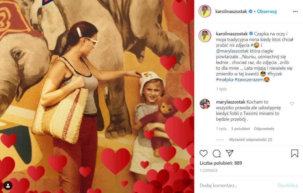 Ta metamorfoza Szostak zaskoczy was najbardziej, Karolina, dziennikarka Polsat News, opublikowała w serwisie Instagram ciekawe zdjęcie.