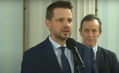Wybory Prezydenckie 2020: Kandydat Rafał Trzaskowski i jego żona pokazali w serwisie Instagram jak jest obchodzona praz nich 18 rocznica ślubu.