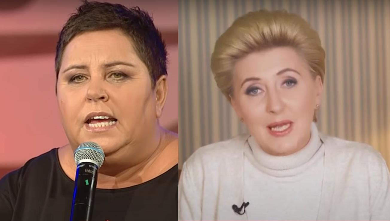 Wybory prezydenckie 2020: Prowadząca Dzień Dobry TVN Dorota Wellman wyznała na kogo zagłosuje, przy okazji ofiarą jej ataku stała się Agata Duda.