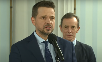Wybory prezydenckie 2020: Rafał Trzaskowski pokazał w serwisie Instagram jak mieszka, jeden z użytkowników zapytał czy żona Trzaskowskiego jest w ciąży.