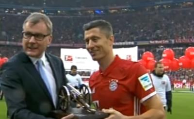 Roman Kosecki, przyznał, że po tym sezonie Robert Lewandowski (Bayern zdobył mistrzostwo, a Lewy został królem strzelców) zasłużył by Złota Piłka była jego