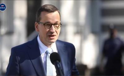 Wybory prezydenckie 2020: Mateusz Morawiecki odpowiada na oskarżenia, które padły pośrednio pod jego adresem ze strony kandydata na prezydenta Polski