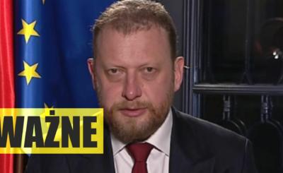 Epidemia koronawirusa: Minister zdrowia Łukasz Szumowski zapowiedział, że niedługo wprowadzone zostanie zupełnie nowe prawo.