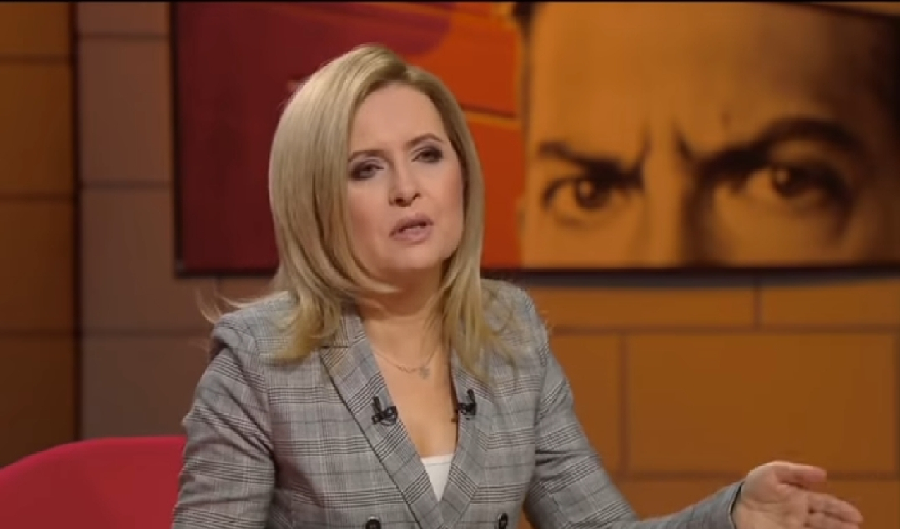 Rocznica Powstania Warszawskiego: Agnieszka Gozdyra w bardzo mocnych słowach odpowiedziała na komentarz aktywisty LGBT na temat prowokacji,