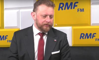 Koronawirus: Minister zdrowia Łukasz Szumowski apeluje o zachowanie rozsądku, jeżeli nic się nie zmieni cała Polska znajdzie się w czerwonej strefie.