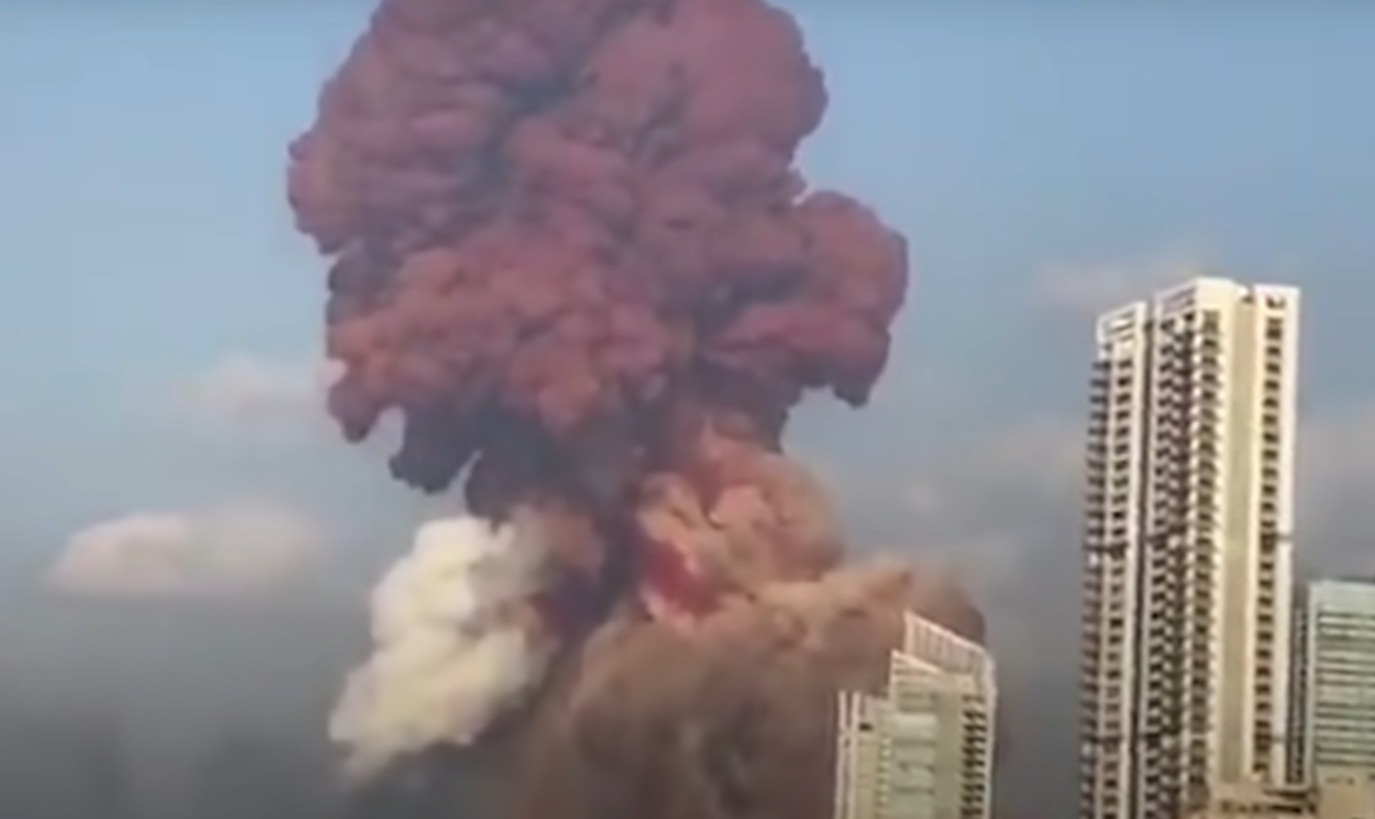 Wybuch w Bejrucie nie był jedyny, który zniszczył miasto, w Texas City w 1947 wybuch statku w porcie zmiótł w powierzchni ziemi niemal całe miasto.