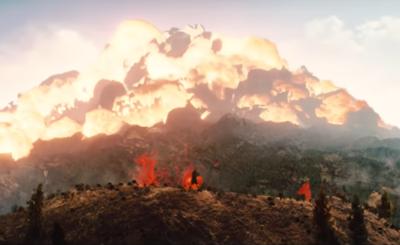 Naukowcy zajmujący się Yellowstone odkryli własnie, że superwulkan, który się tam znajduje może być dwa razy większy niż sądzono, zniszczyłby połowę Ameryki