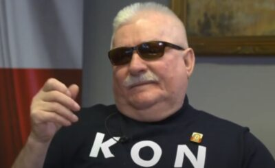 Lech Wałęsa, były prezydent i ikona części opozycji totalnej (Platforma Obywatelska, Nowoczesna) niedawno udzielił kontrowersyjnego wywiadu