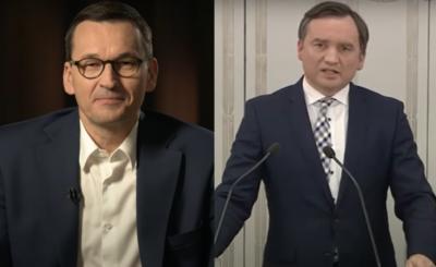 Były szef MSZ Jacek Czaputowicz wyjawił, że w rządzie PiS jest konflikt, a jego stronami są premier Mateusz Morawiecki, a także minister Zbigniew Ziobro.