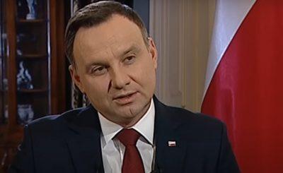 Jan Filip Libicki, były działacz PiS, zdradził jaka ksywkę ma prezydent Andrzej Duda w środowisku prezesa Jarosława Kaczyńskiego