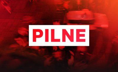 Strzały w Sejmie: Na szczęście to był tylko wypadek, jak przekazano mediom strażnik który czyścił broń postrzelił się w nogę