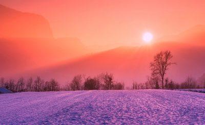 Zima w 2021 roku jest zdecydowanie mroźniejsza niż w ostatnich latach, prognoza pogody na luty zapowiada siarczysty mróz nawet do -30 stopni