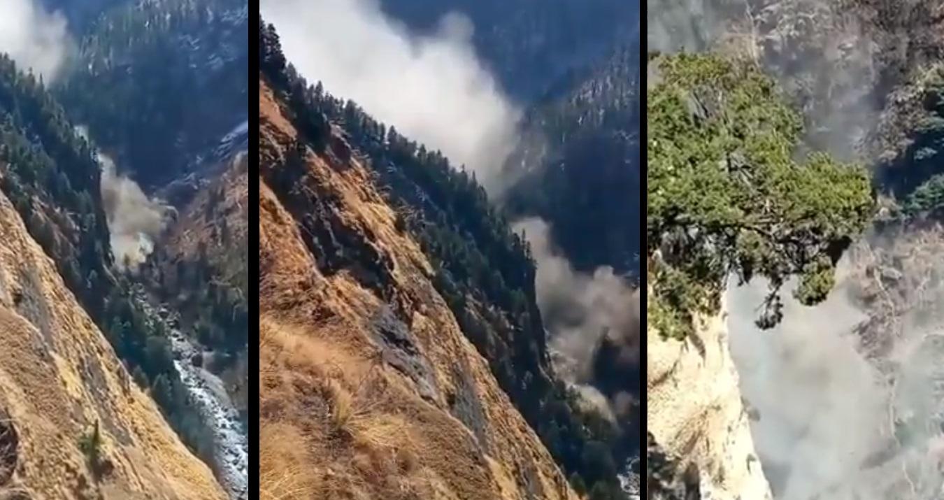 Katastrofa w Indiach: znajdujący się w Himalajach lodowiec Nanda Devi pękł i rozsadził tamę. Liczba ofiar wciąż rośnie, nagrania porażają