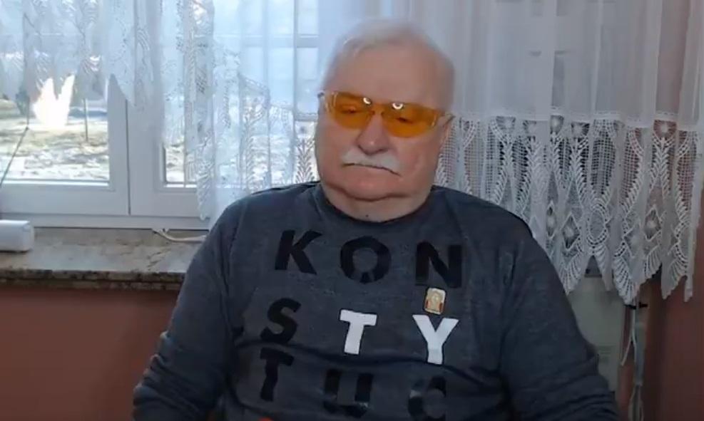 Wpadka jaką zaliczył Lech Wałęsa podczas nagrania okazała się bolesna, bowiem ujawniła prawdę o jego rodzinie, nagle odezwała się Danuta