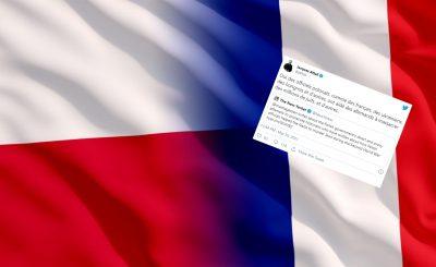 Jacques Attali, były doradca prezydenta Francji, pisarz, ekonomista, na Twitterze jednym wpisem o Holokauście zaatakował Polskę i Polaków
