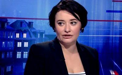 """Anna Maria Żukowska. podczas programu TVN Info """"Woronicza 17"""" wypowiadała się o Żołnierzach Wyklętych nazywając ich bandytami i mordercami"""