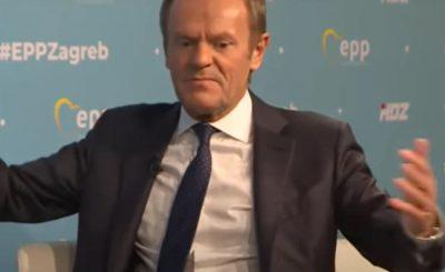 Donald Tusk postanowił dołączyć do grona osób, które wypowiadają się na temat rozmów Lewicy z PiS i skomentował je na Twitterze.