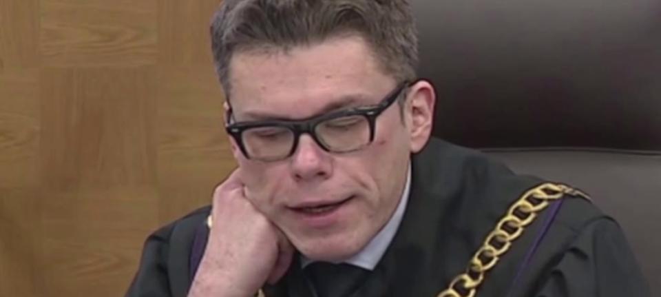 Politycy spotkali się na antenie telewizji TVN, gdzie między innymi tematem był sędzia Igor Tuleya, wybuchła awantura, mocne słowa Lubnauer