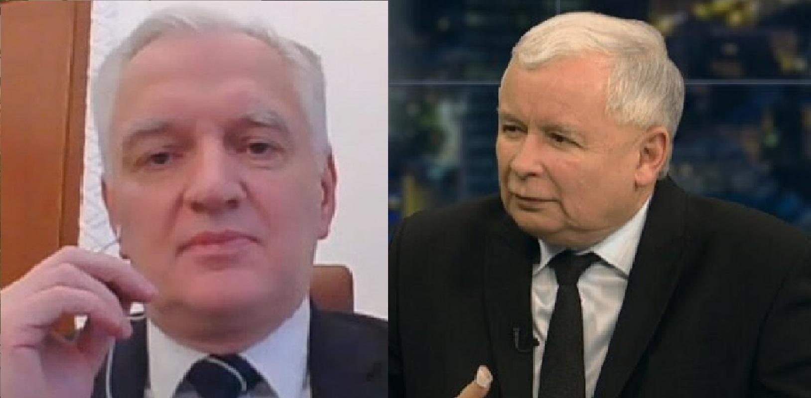 Jarosław Gowin grozi PiS, zapowiada wcześniejsze wybory i szantażem usiłuje przełożyć siły polityczne na swoja stronę. Sytuacja napięta.