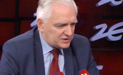 Jarosław Gowin podczas programu w Polsat News mówił o przyszłości koalicji oraz wspomniał o wspólnych listach z PO i PSL w wyborach w 2023 r