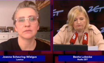 Wpadka jaką zaliczyła Joanna Scheuring-Wielgus w programie na żywo jest już hitem w sieci, oto jak rozwinęła popularny skrót PFRON