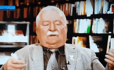 Lech Wałęsa ponownie zaskoczył swoja wypowiedzią, tym razem postanowił mówić o Kościele i duchownych oraz o tym... gdzie chce być pochowany