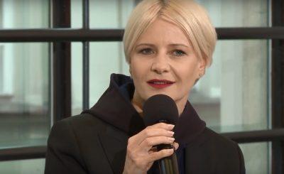 Małgorzata Kożuchowska zyskała popularnośc dzięki serailowi Rodzinka pl w TVP, wyznała jak ważna jest dla niej wiara i kto stanowi autorytet