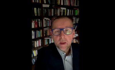 Marek Migalski na Twitterze wywołał burzę gdy stwierdził, że prawicowcy są mniej inteligentni od lewicowców. Rozpętała się burza