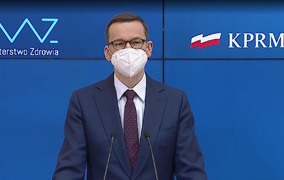 Mateusz Morawiecki odpowiedział na pytanie jakie zadali dziennikarze portalu wPolityce, czy czekają nas przywileje dla zaszczepionych?