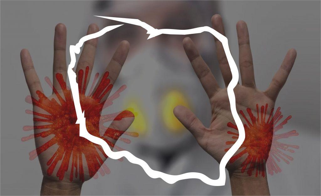 Ministerswto Zdrowia 7 kwietnia podało najnowszy raport, widnieje w nim ogromna liczba zgonów oraz zakażeń koronawirusem