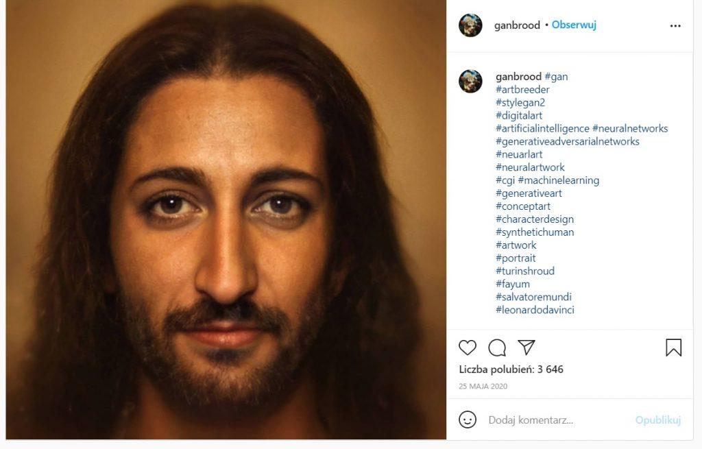 Dzięki pewnemu holenderskiemu fotografowi możemy zobaczyć jak prawdopodobnie naprawdę wyglądał Jezus Chrystus. Niesamowite prace