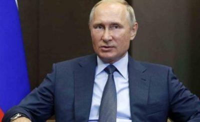 Wladimir Putin grozi, istnieje realne zagrożenie ataku ze strony Rosji. Podczas przemówienia padło wiele niepokojących słów