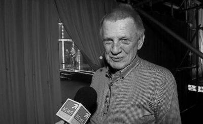"""Bronisław Cieślak nie żyje, aktor znany między innymi z """"07 zgłoś się"""" zmarł po długiej i ciężkiej chorobie. Polacy pogrążeni w żałobie."""