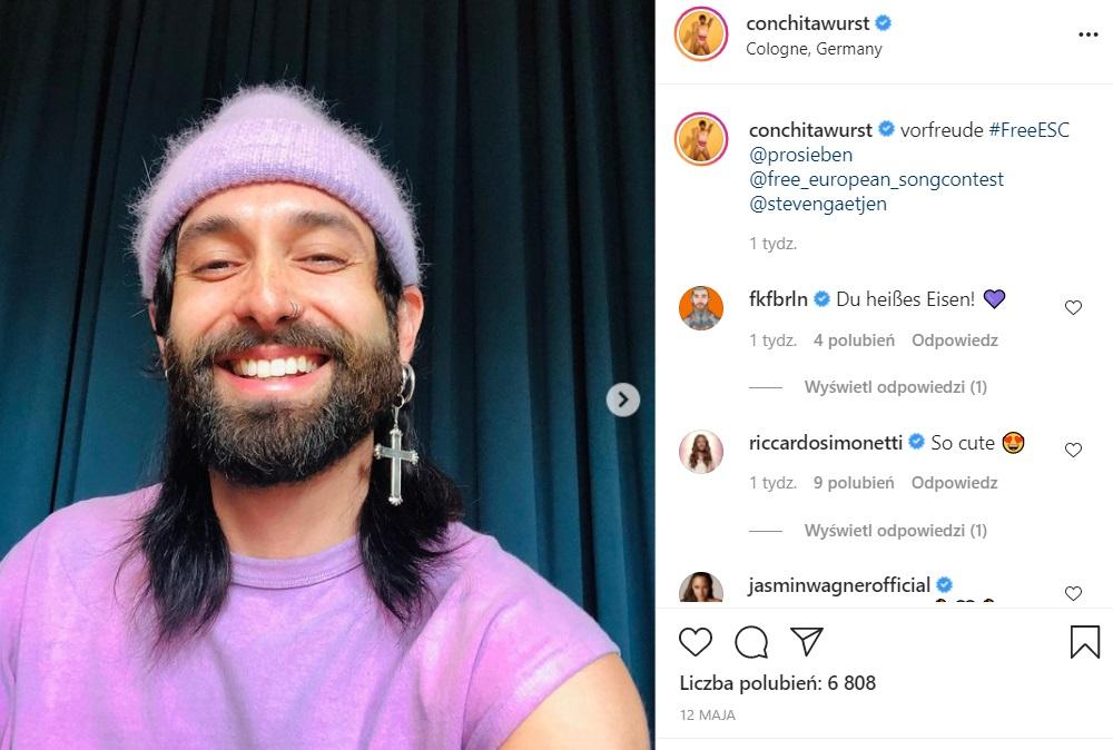Conchita Wurst już tak nie wygląda - szokująca metamorfoza. Jest nie do poznania