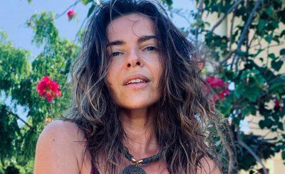 Edyta Herbuś pokazała swoje zdjęcie na Instagramie, jednak nie zauważyła, że jej strój prześwituje, na fotografii widać absolutnie wszystko