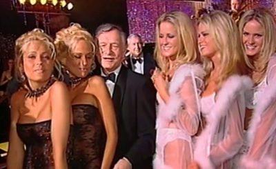 Jakim kochankiem był Hugh Hefner, twórca imperium Playboya?