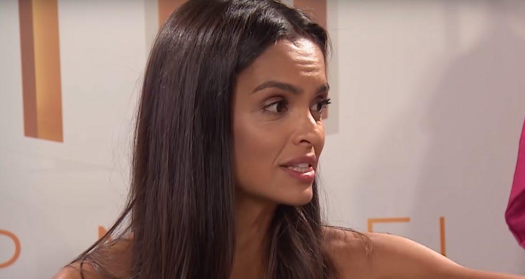 """Zwykle Klaudia El Dursi podczas emisji odcinków """"Hotel Paradise"""" jest bardzo powściągliwa, tym razem nie wytrzymała i popłakała się na wizji."""